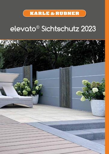 Karle &. Rubner elevato Sichtschutz