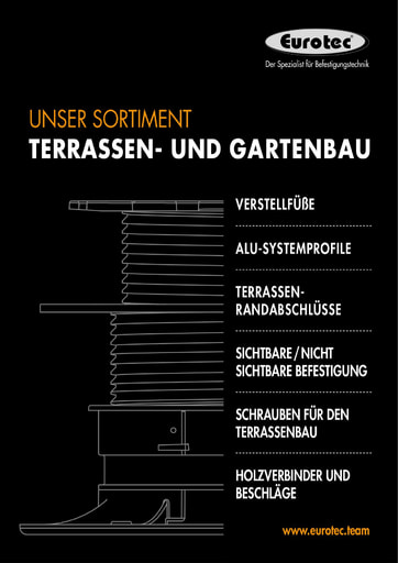Eurotec Terrassenzubehör