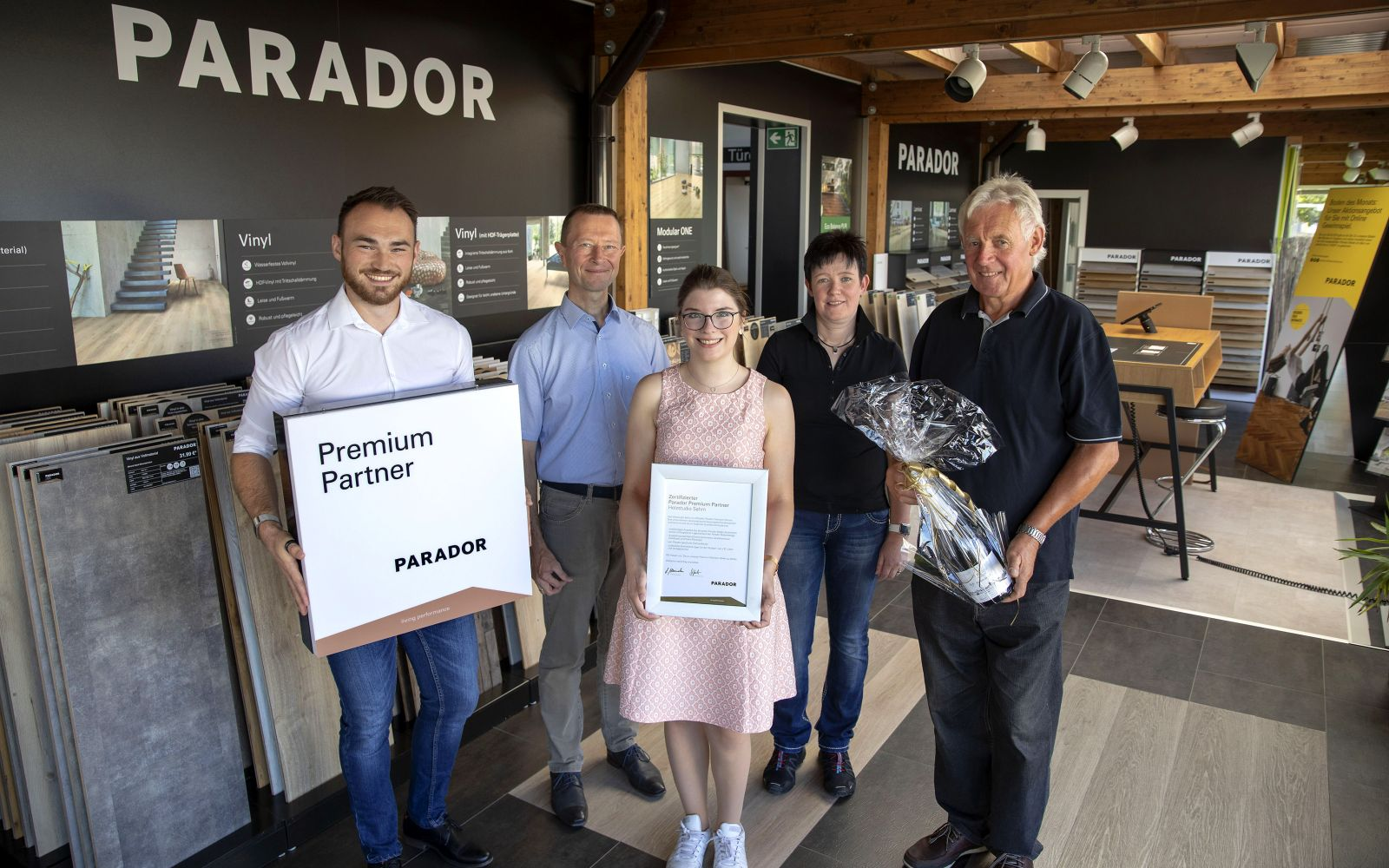 Parador Premiumpartner