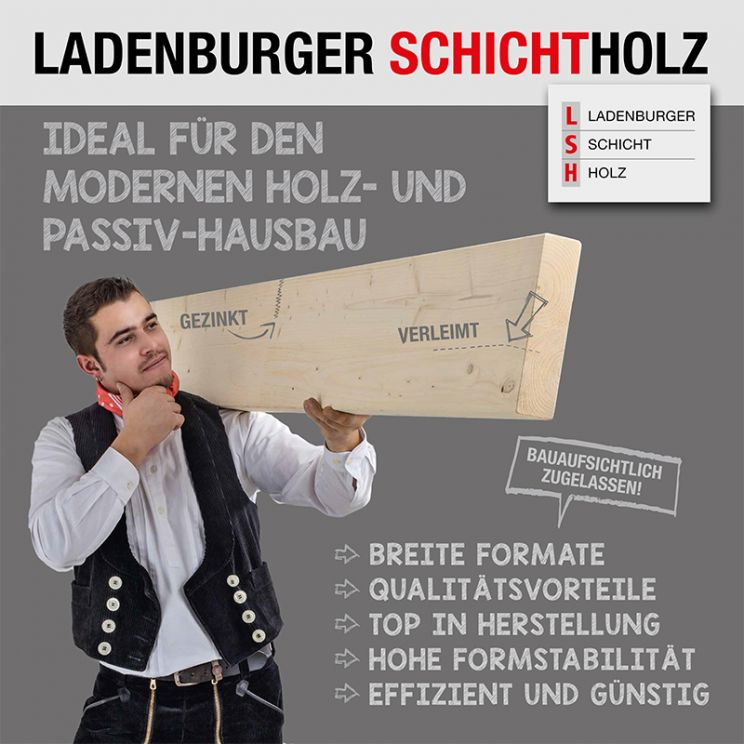 LHS-Schichtholz Ladenburger